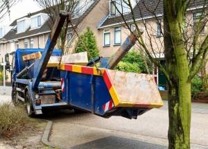 Afvalcontainers huren